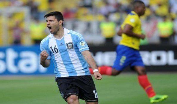 Argentina empató con Ecuador y está cerca del Mundial