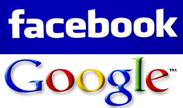 Facebook y Google niegan espionaje