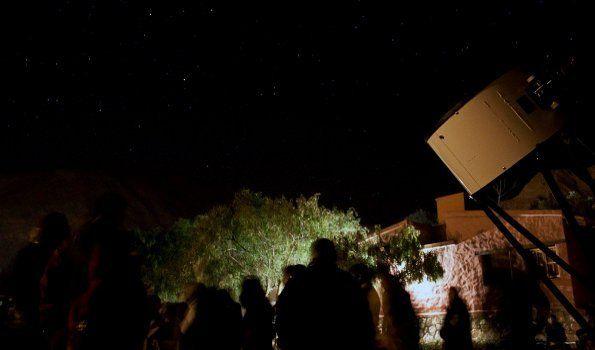 Invitan a participar del 2º campamento astronómico en Los Alisos