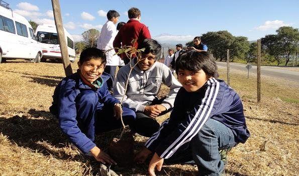 Iniciaron las actividades por la Semana del Medio Ambiente