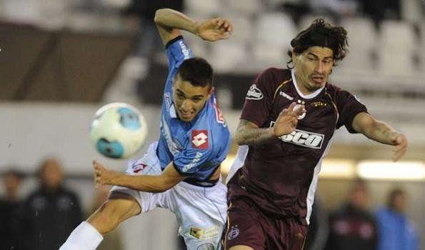 Lanús igualó frente a Belgrano y se alejó de la punta del campeonato