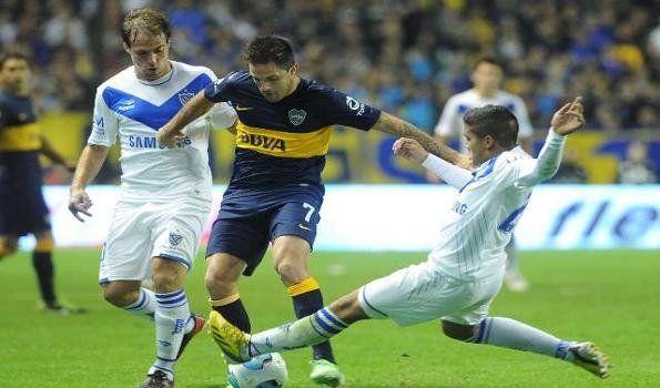 Boca empató con Vélez en La Bombonera con un cabezazo de Blandi