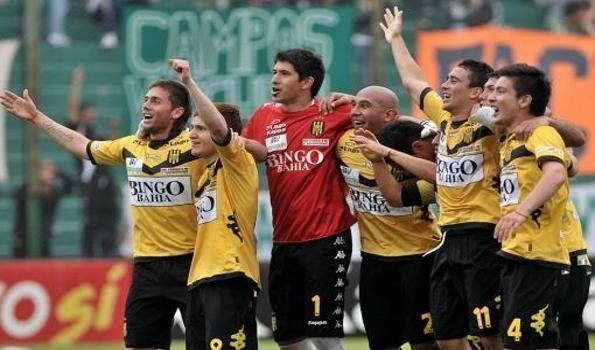 Olimpo volvió a Primera División antes de jugar su partido