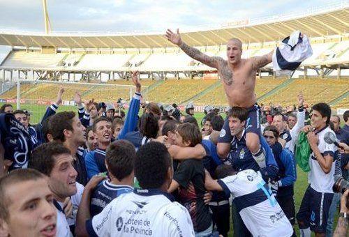 Gimnasia y Esgrima de La Plata es de Primera