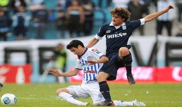 Racing empató con Godoy Cruz en un partido clave por la Sudamericana
