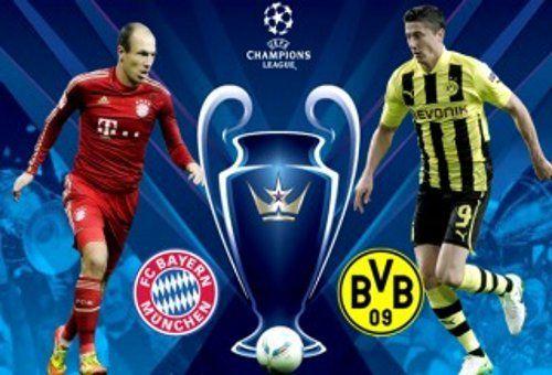 Bayern Munich y Borussia Dortmund definen la Liga de Campeones de Europa