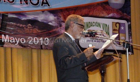 Reconocimiento de Chuli Jorge para Carlos Boronat