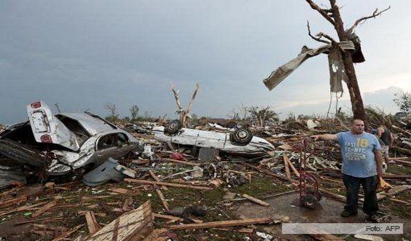 Estados Unidos: 91 fallecidos por tornado en Oklahoma