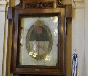 Historiadores homenajearán a la Bandera de la Libertad Civil