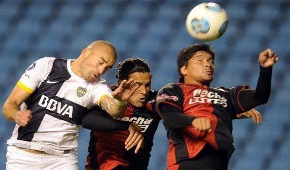 Boca derrotó a Colón y cortó una racha de doce partidos sin triunfos