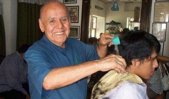 Refaccionan instalaciones de la peluquería de Amaranto