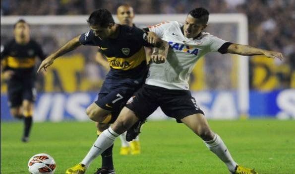 Boca se juega el pase a cuartos de la Copa Libertadores ante Corinthians
