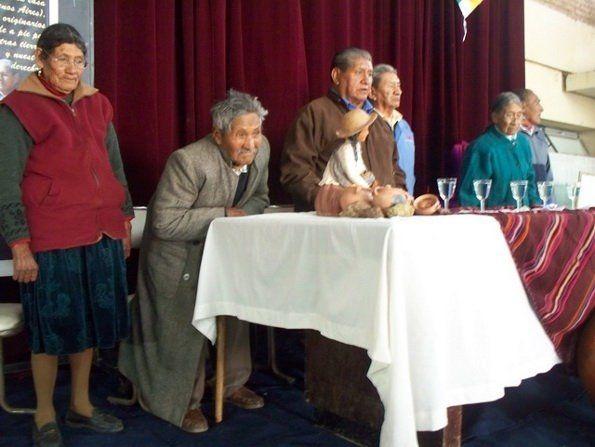 """""""El Malón de La Paz"""", una historia que reivindica derechos"""