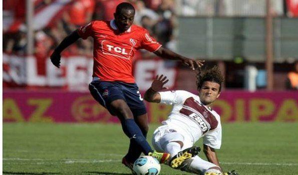 Independiente y Lanús empataron sin abrir el marcador