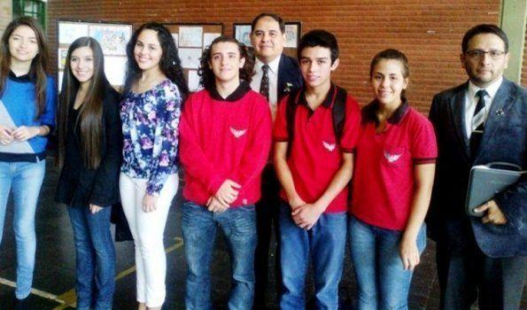 Alumnos de la Escuela de Minas viajan a Buenos Aires para perfeccionarse