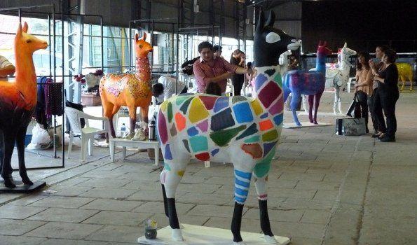 """El """"Proyecto Llamarada"""" será una propuesta cultural turística permanente"""