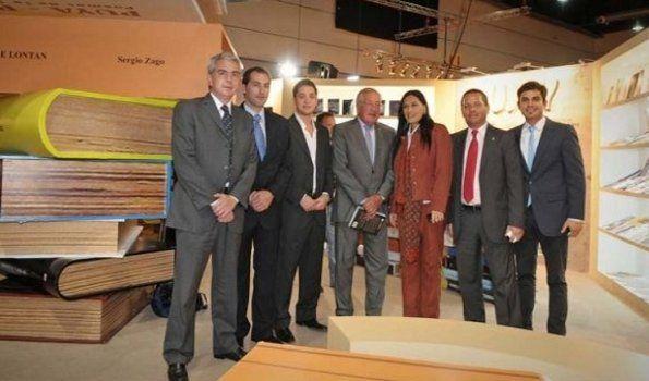 El stand de Jujuy obtuvo el primer premio en la Feria del Libro