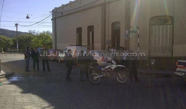 Protesta de UCRA con cortes de calles