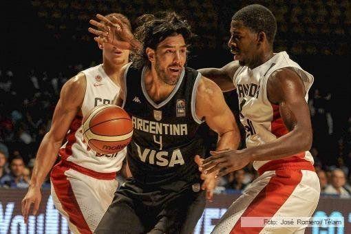Argentina le ganó a Canadá y ya se prepara para enfrentar a Cuba