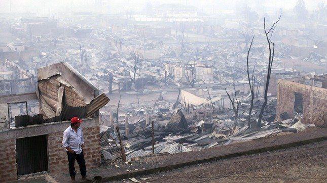 El peor incendio de su historia ya afectó unas 388.000 hectáreas