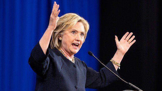 Clinton llama a votar por un EEUU inclusivo