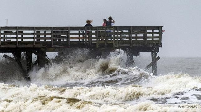 El  huracán Matthew causó una decena de muertes