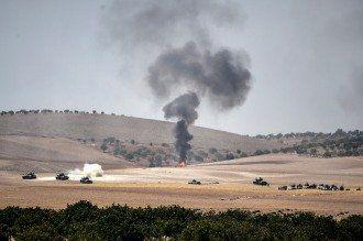 Turquía ofreció a EEUU expandir su invasión en Siria
