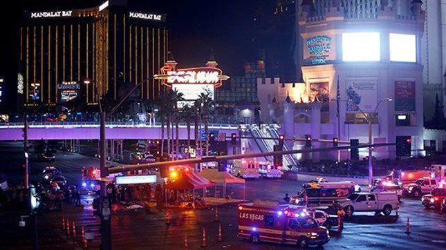 El atacante de Las Vegas tenía 42 armas