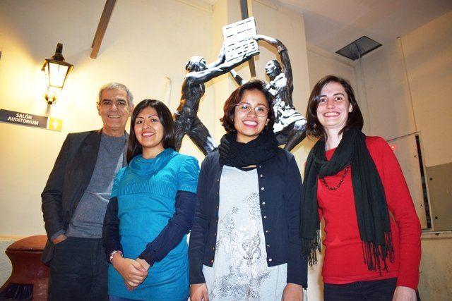 Estudiantes jujeñas ganaron competencia Nacional