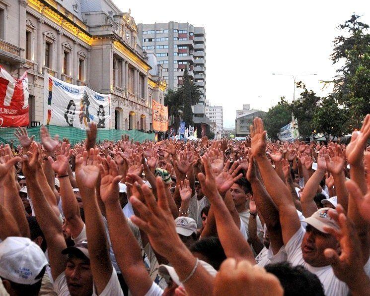 Debate en Washington sobre la protesta social en Jujuy