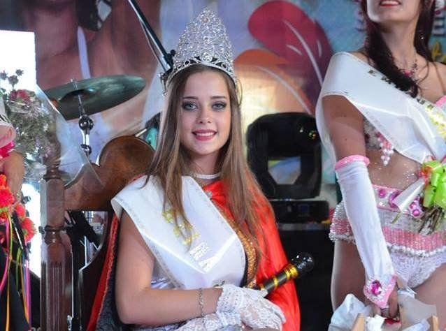 Tatiana Pardo es la nueva Reina del Carnaval 2018