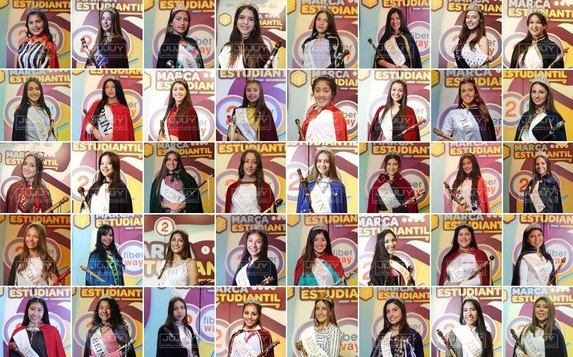 Aquí están, ellas son las candidatas a Reina Capital