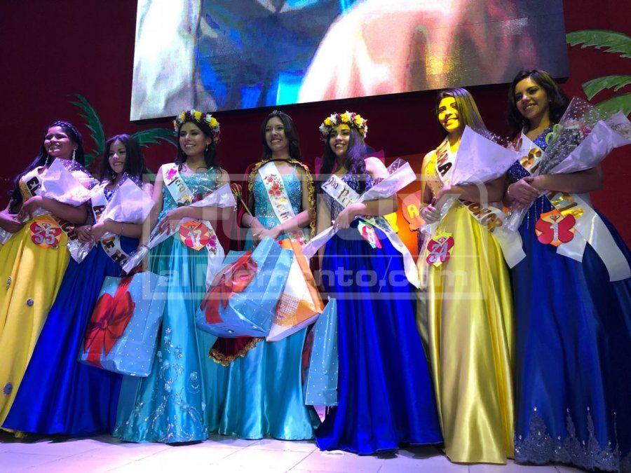 Josefina es la nueva reina del Nacional N°2
