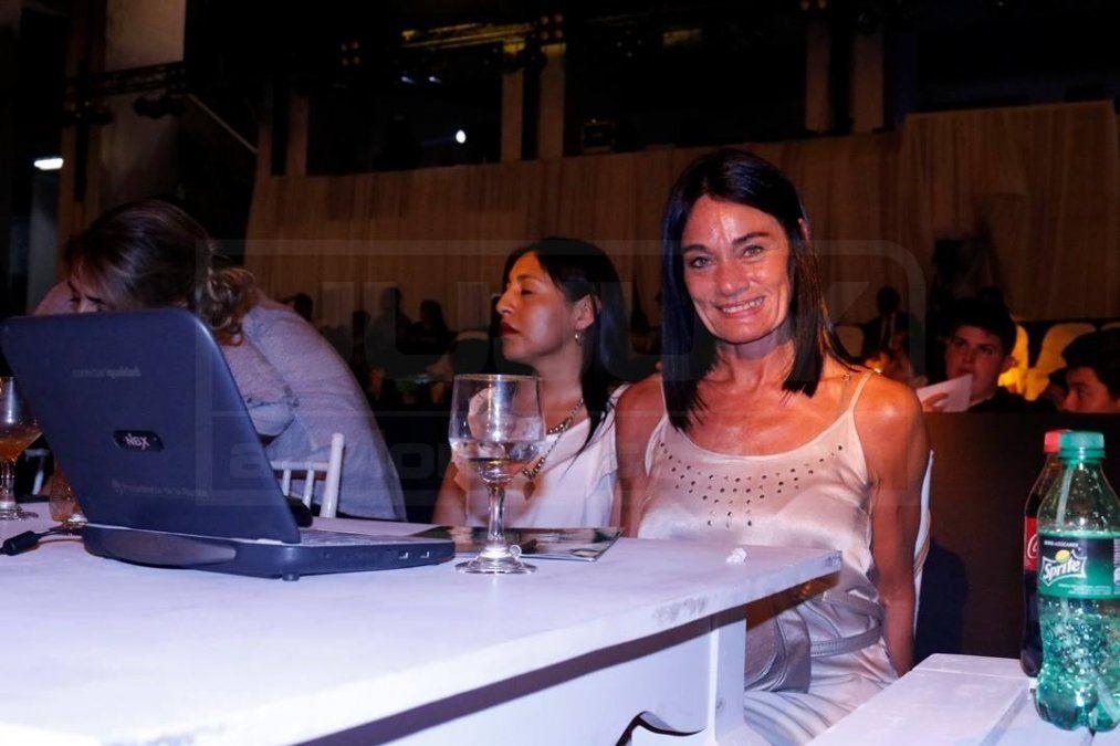 Silvia Bianco, reemplazó a Moria Casán en el jurado