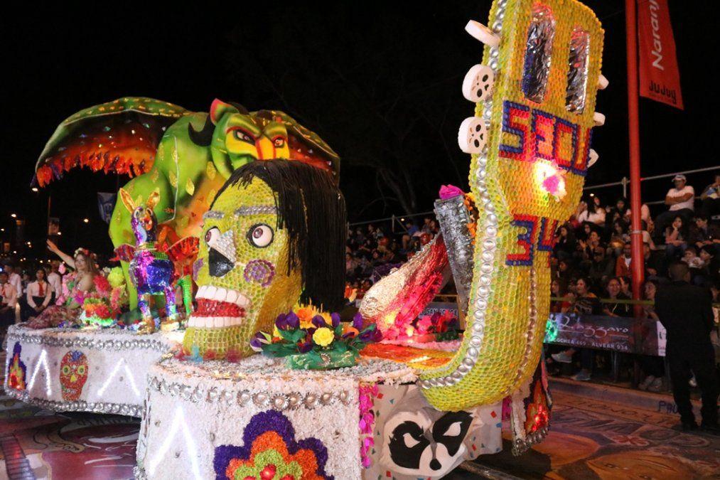 Las increíbles carrozas inspiradas en Coco, el último éxito de Disney