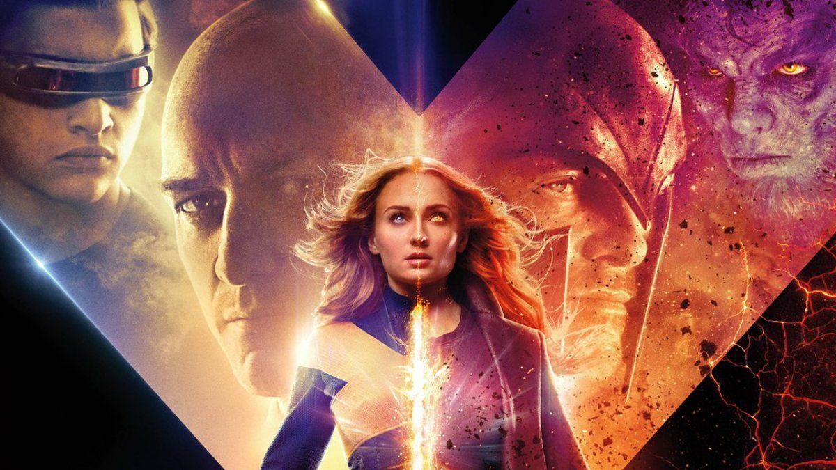 Nuevo tráiler de X-Men: Dark Phoenix