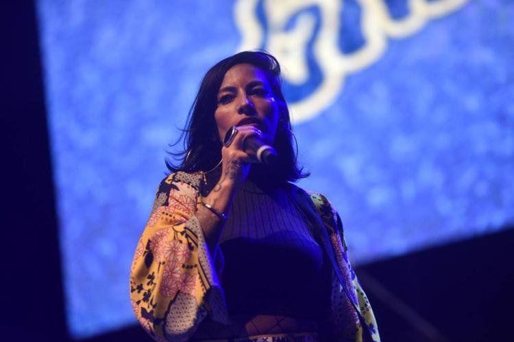 Ana Tijoux criticó al reggaeton y al trap en un festival en Córdoba