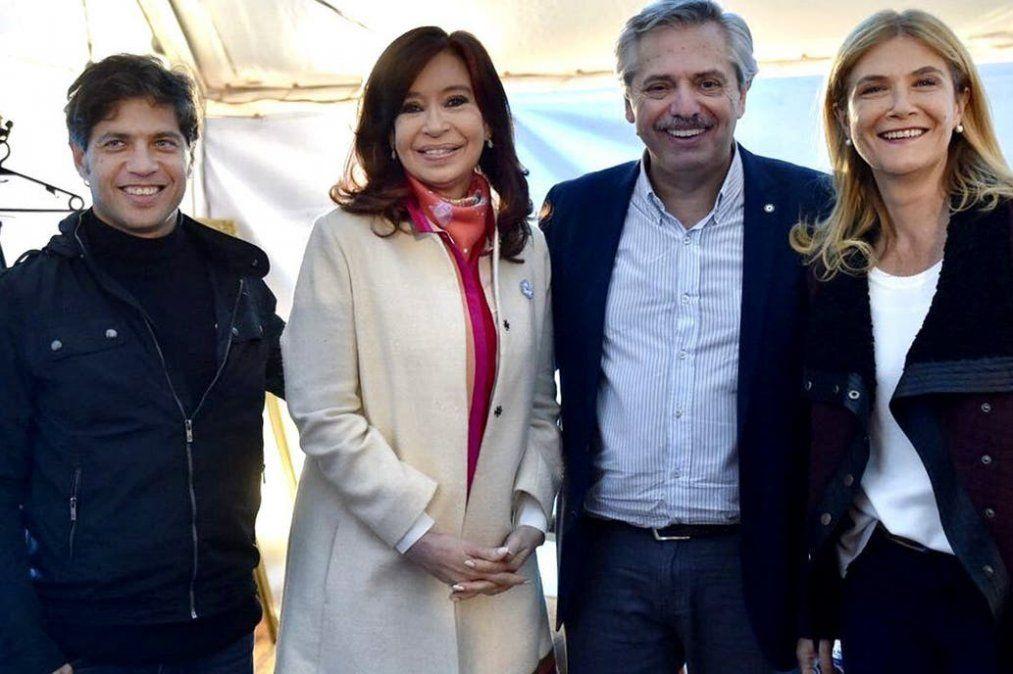 El kirchnerismo confirmó a Kicillof como candidato a gobernador