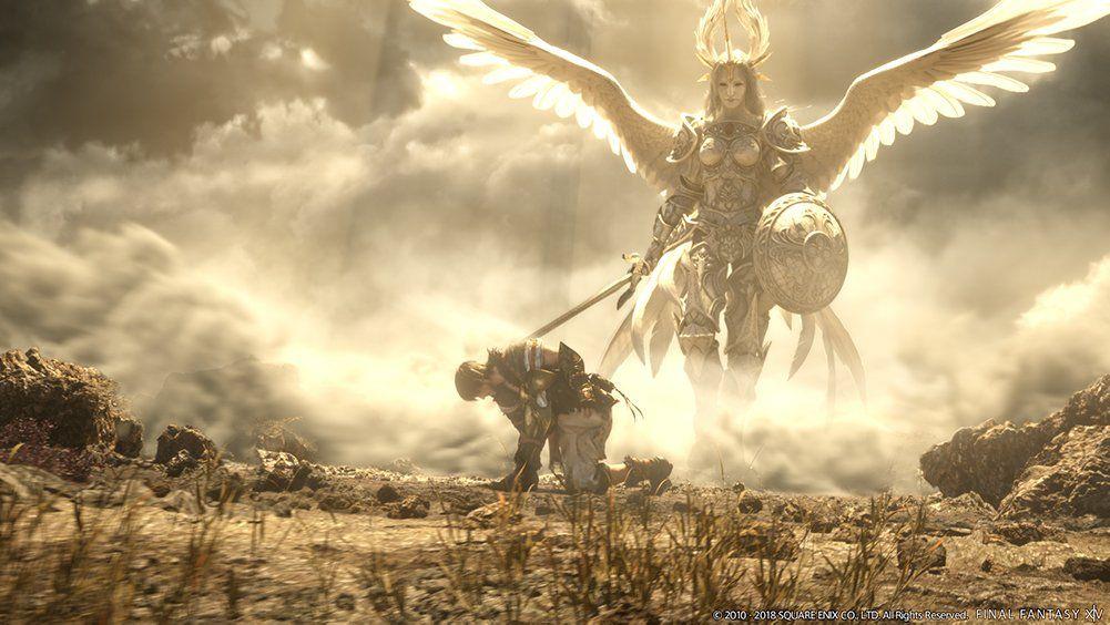 Final Fantasy XIV llega a la pantalla chica