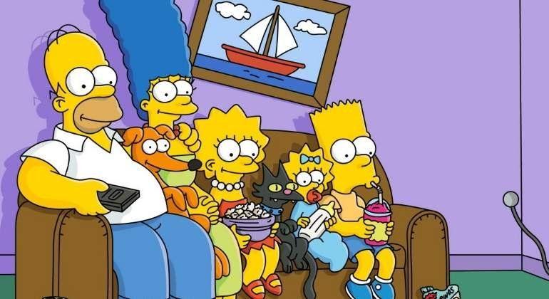 Se viene la segunda película de Los Simpson