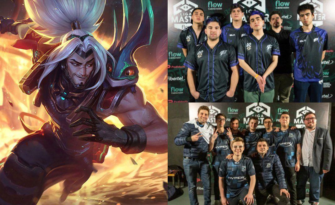 Se viene la final argentina de League of Legends