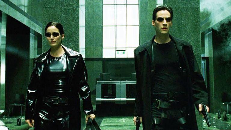 ¡Paren todo! Se viene Matrix 4