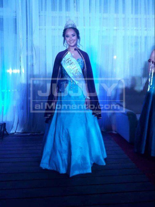 San Antonio eligió a Anabella Velasquez como su nueva reina