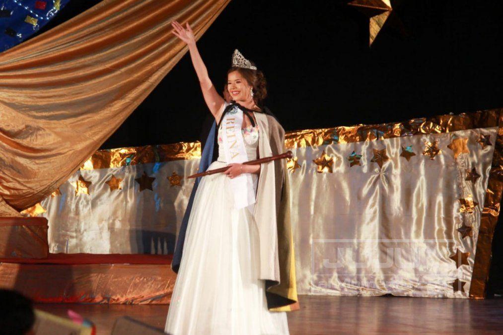 Ana Cecilia Herrera se despidió de su reinado con emotivas palabras