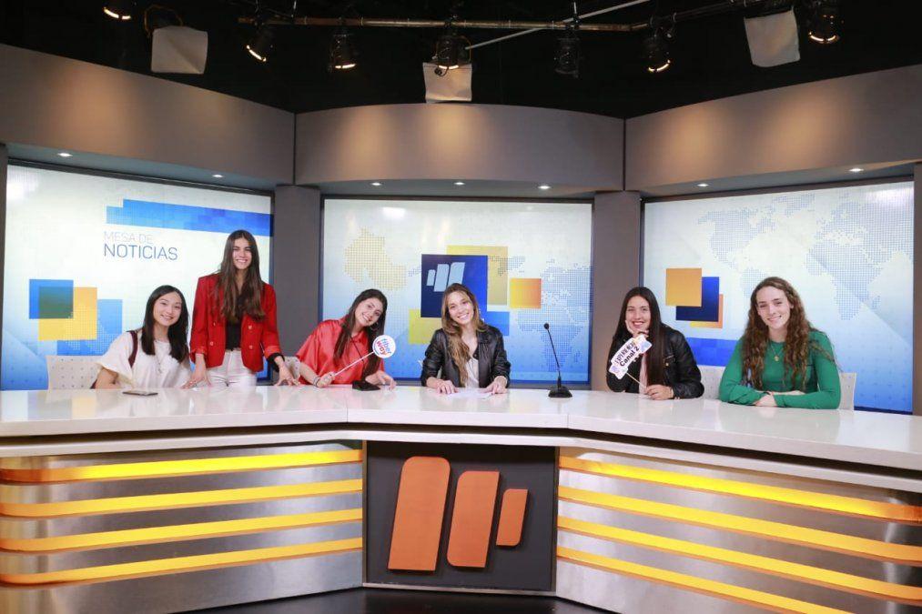 58 candidatas vivieron la Experiencia Canal 2