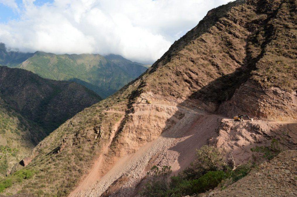 El gobierno inauguró la ruta que une las Yungas con la Quebrada