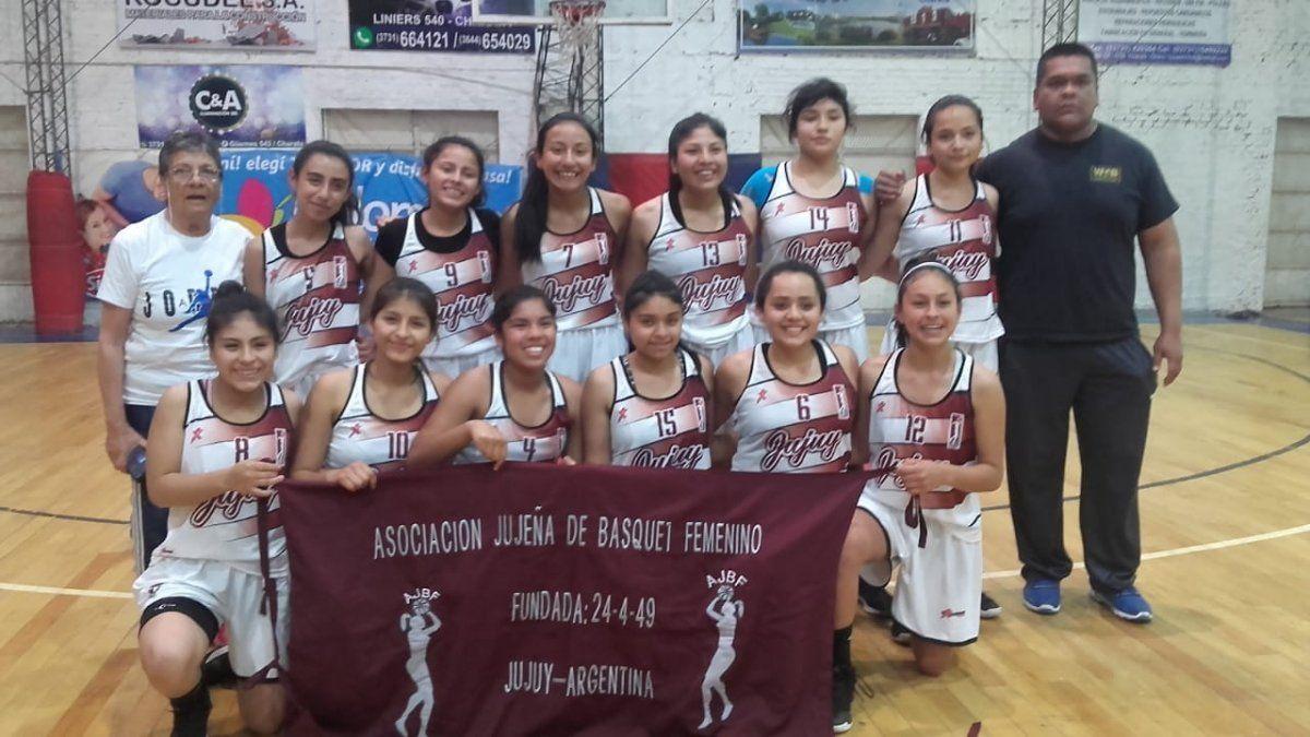 Jujuy, campeón regional U15 en el Chaco