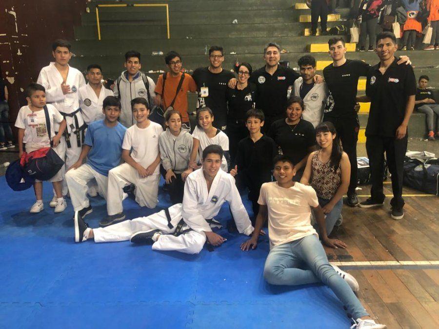 15 jujeños clasificaron al Nacional de Buenos Aires