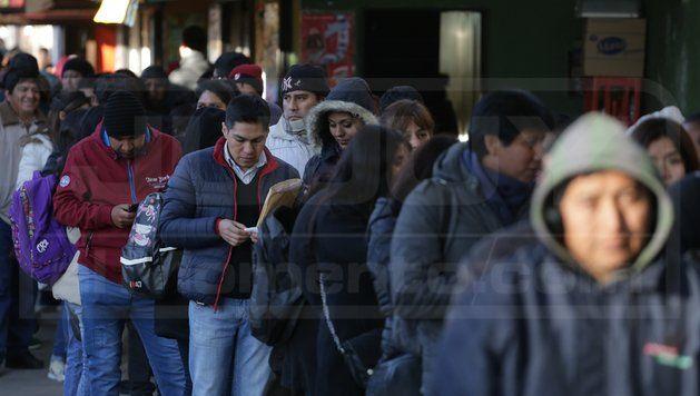 El empleo privado sigue cayendo en Jujuy