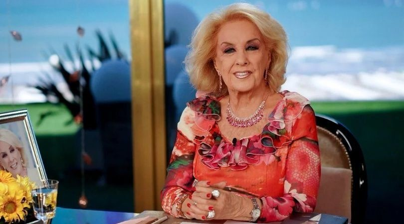 Mirtha Legrand: No debí decir nunca que es mi último año en televisión